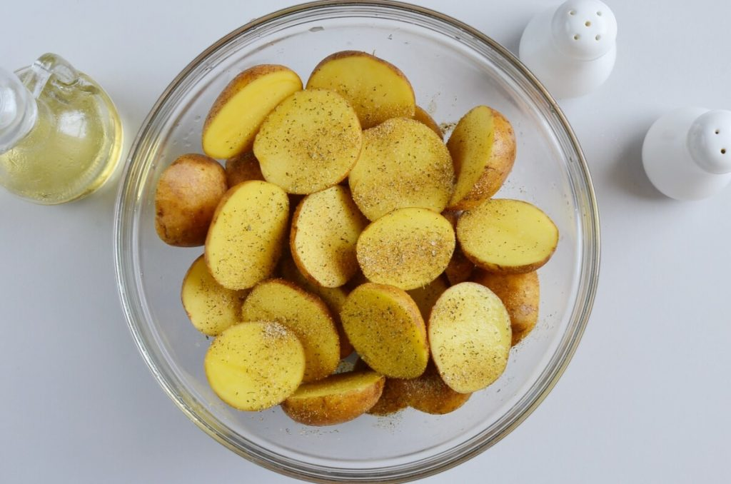 Grilled Ranch Potatoes recipe - step 2