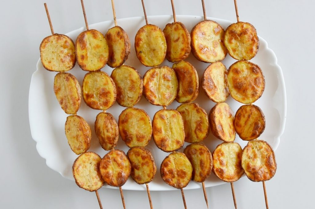 Grilled Ranch Potatoes recipe - step 4
