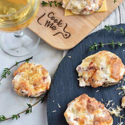 Ham-Cheese-Stuffed-Mushrooms-Recipes–Delicious-Ham-Cheese-Stuffed-Mushrooms–Eazy-Ham-Cheese-Stuffed-Mushrooms