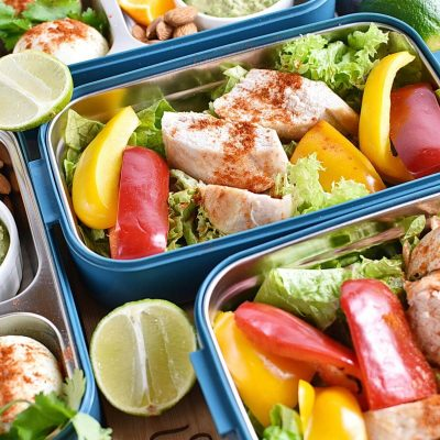 Healthy Mexican Chicken Meal Prep Recipes–Homemade Healthy Mexican Chicken Meal Prep–Delicious Healthy Mexican Chicken Meal Prep
