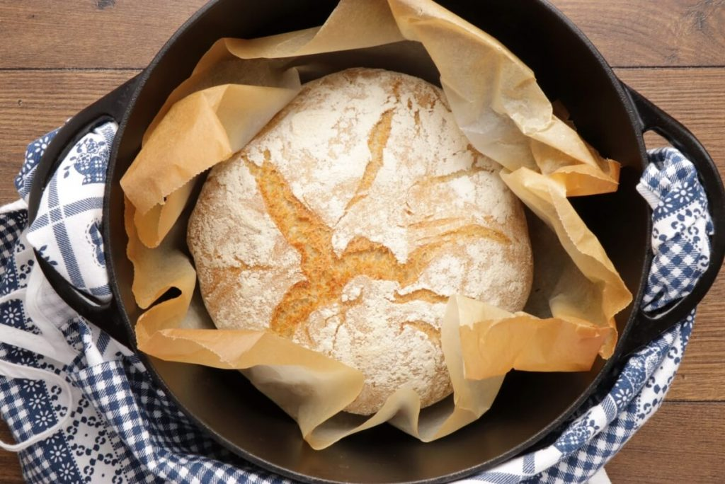The Easiest Homemade French Bread recipe - step 9