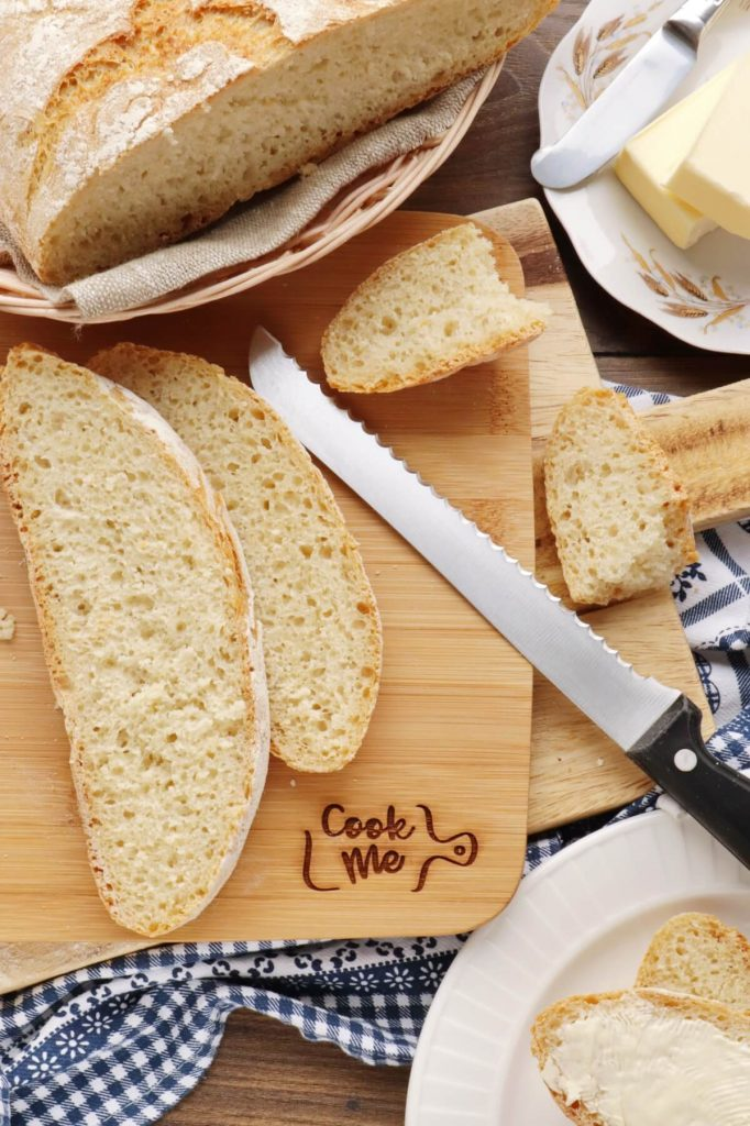 Bread in a Dutch Oven!