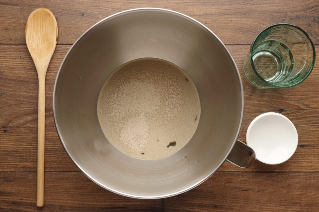 The Easiest Homemade French Bread recipe - step 1