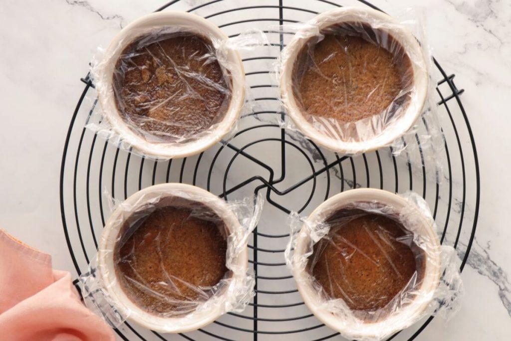 Low-Carb Chocolate Truffle Crème Brûlée recipe - step 9