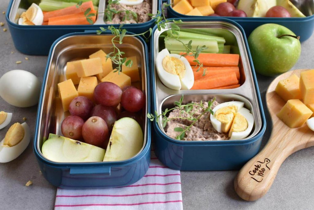 How to serve Tuna Protein Box