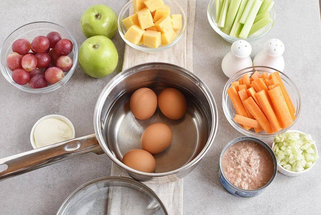 Tuna Protein Box recipe - step 1