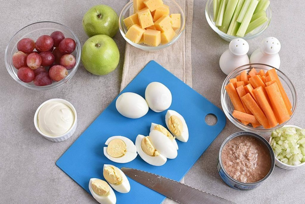 Tuna Protein Box recipe - step 2