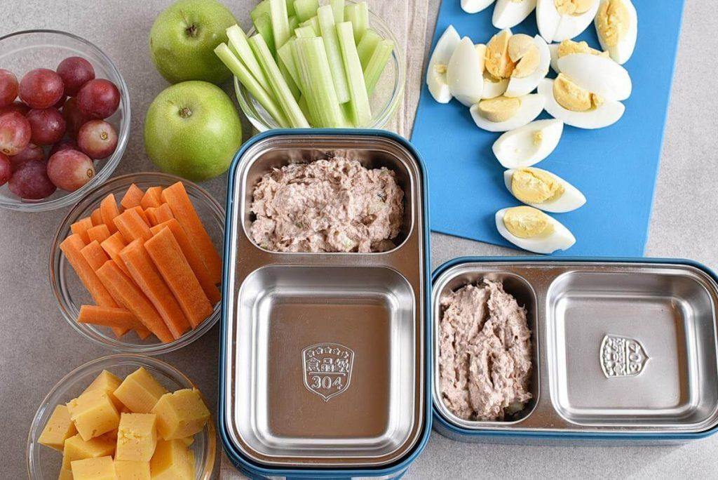 Tuna Protein Box recipe - step 4