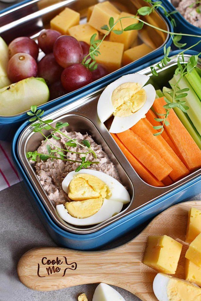 Tuna Protein Box