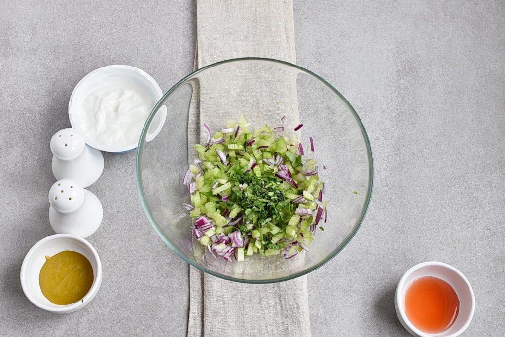 Meal-Prep Mayo-Less Potato Salad recipe - step 4