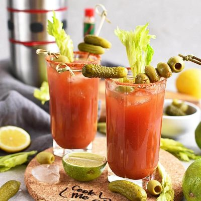 Mexican Bloody Maria cocktail Recipes–Homemade Mexican Bloody Maria cocktail –Delicious Mexican Bloody Maria cocktail