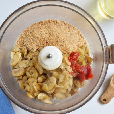 Mushroom Stuffed Vegan Cabbage Rolls recipe - step 6