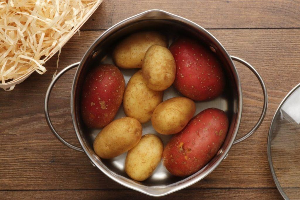 No-Mayo Vegan Potato Salad recipe - step 1