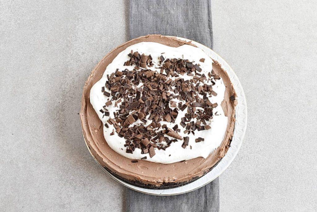 Easy No Bake Nutella Pie recipe - step 10
