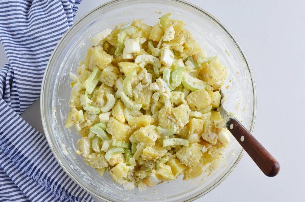 Old Fashioned Potato Salad recipe - step 4