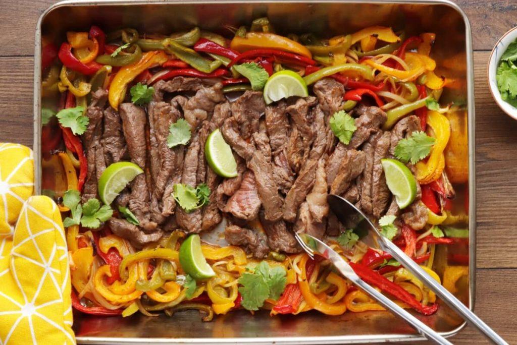 Sheet Pan Steak Fajitas recipe - step 8