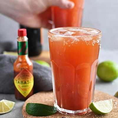 The Perfect Mexican Michelada Recipes–Homemade The Perfect Mexican Michelada–Delicious The Perfect Mexican Michelada
