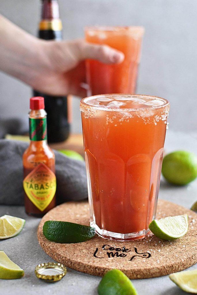 The Perfect Mexican Michelada