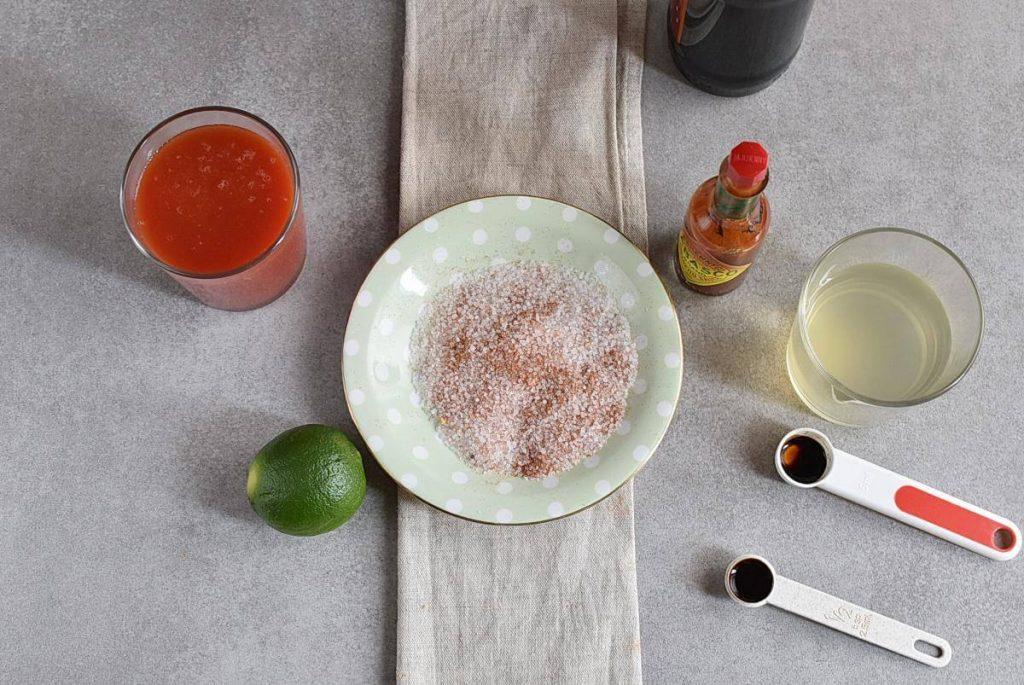 The Perfect Mexican Michelada recipe - step 1