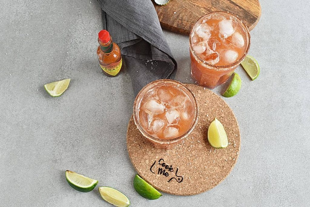 How to serve The Perfect Mexican Michelada