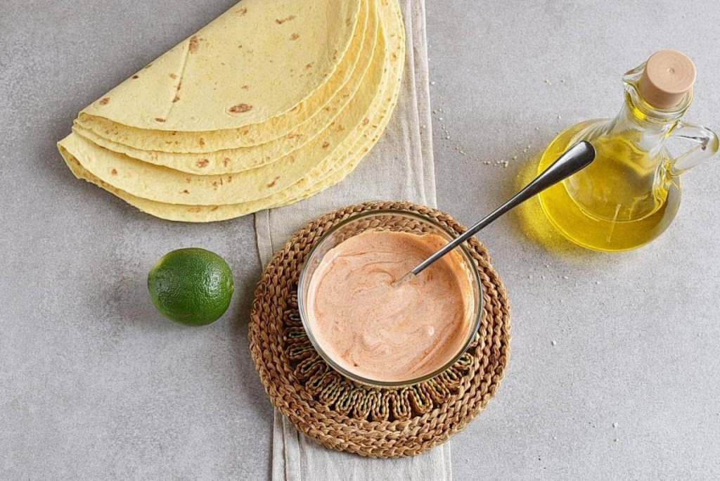 Tilapia Fish Tacos recipe - step 6