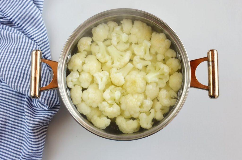 Bang Bang Cauliflower Kebabs recipe - step 1