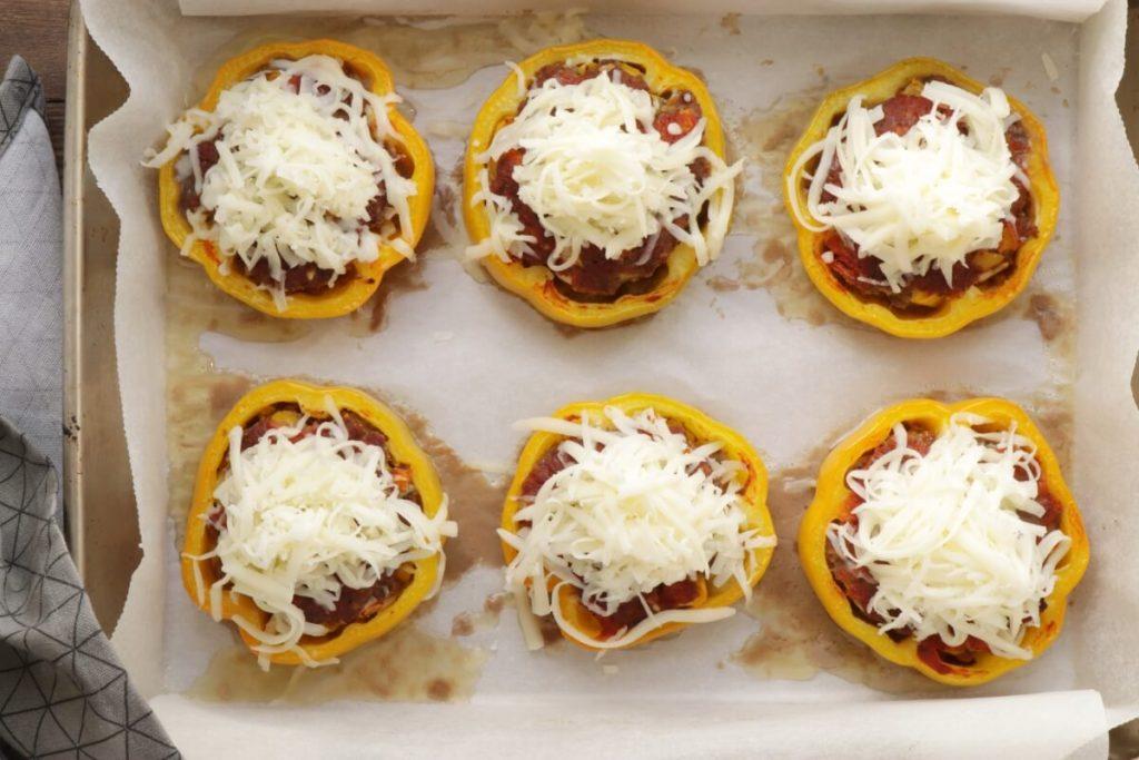 Bell Pepper Mini Meatloaf recipe - step 6