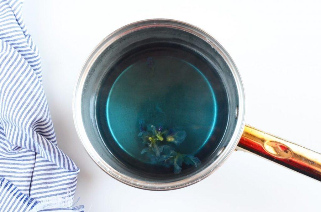 Butterfly Pea Flower Tea recipe - step 3