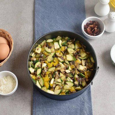 Cheddar-Veggie Appetizer Torte recipe - step 3
