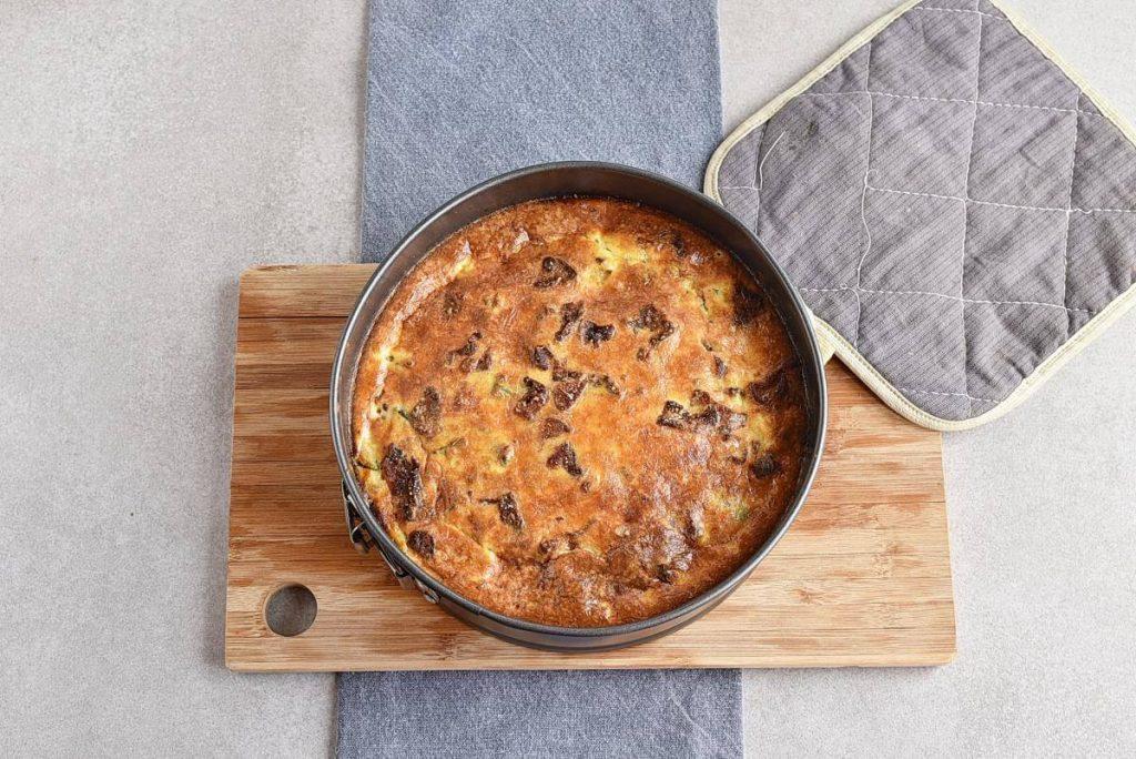 Cheddar-Veggie Appetizer Torte recipe - step 5