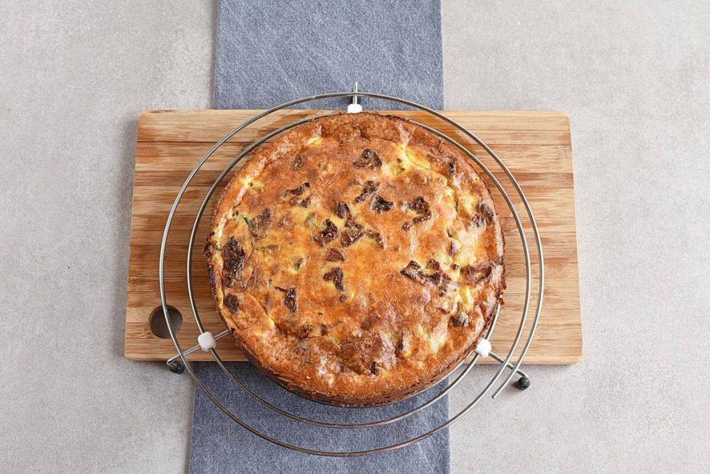 Cheddar-Veggie Appetizer Torte recipe - step 7