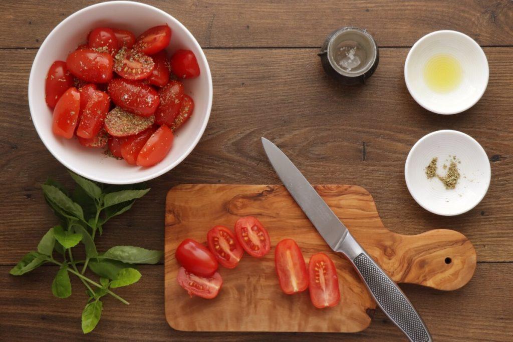 Classic Italian Caprese Salad recipe - step 2
