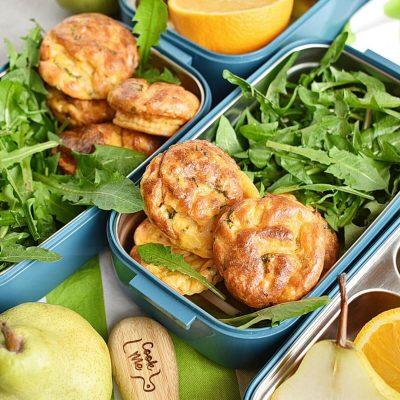 Easy Lunch Box Mini Quiches Muguk Recipes–Homemade Easy Lunch Box Mini Quiches–Easy Easy Lunch Box Mini Quiches