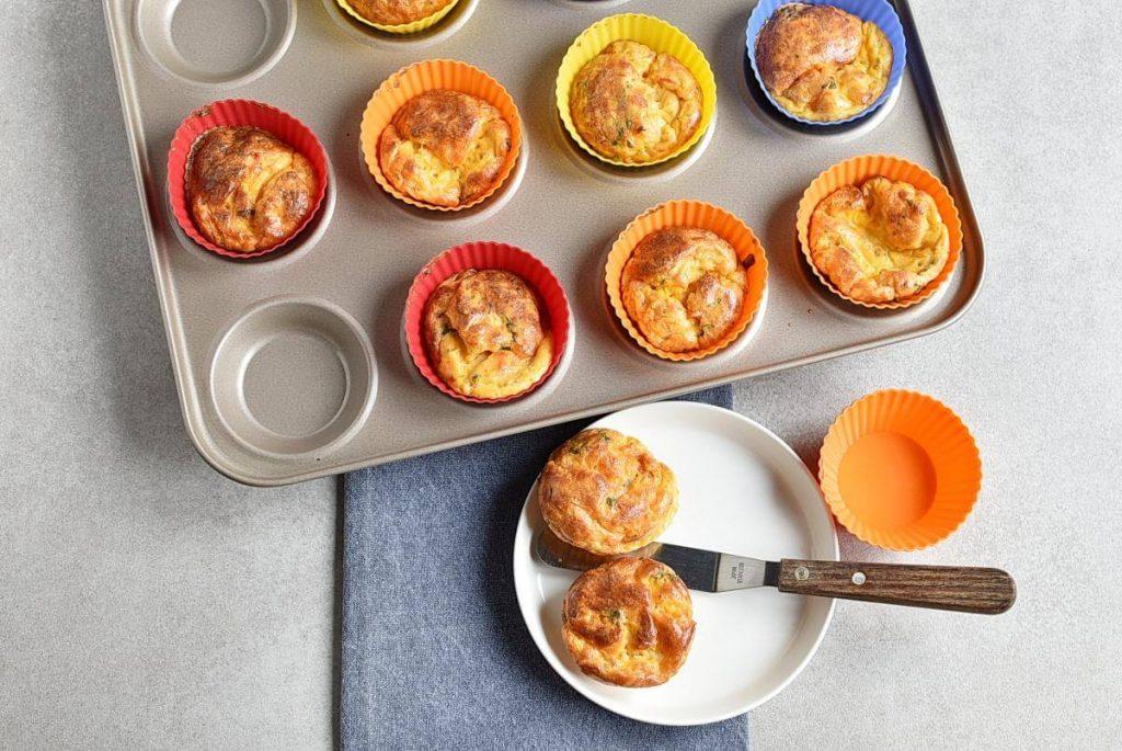 Keto Lunch Box Mini Quiches recipe - step 6