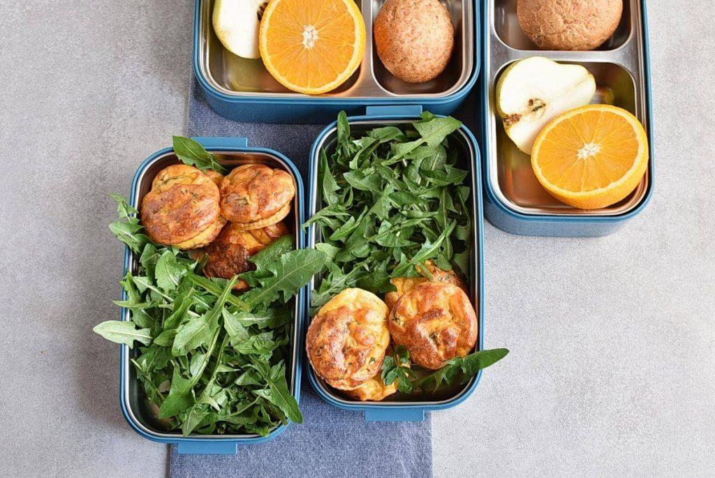 How to serve Keto Lunch Box Mini Quiches