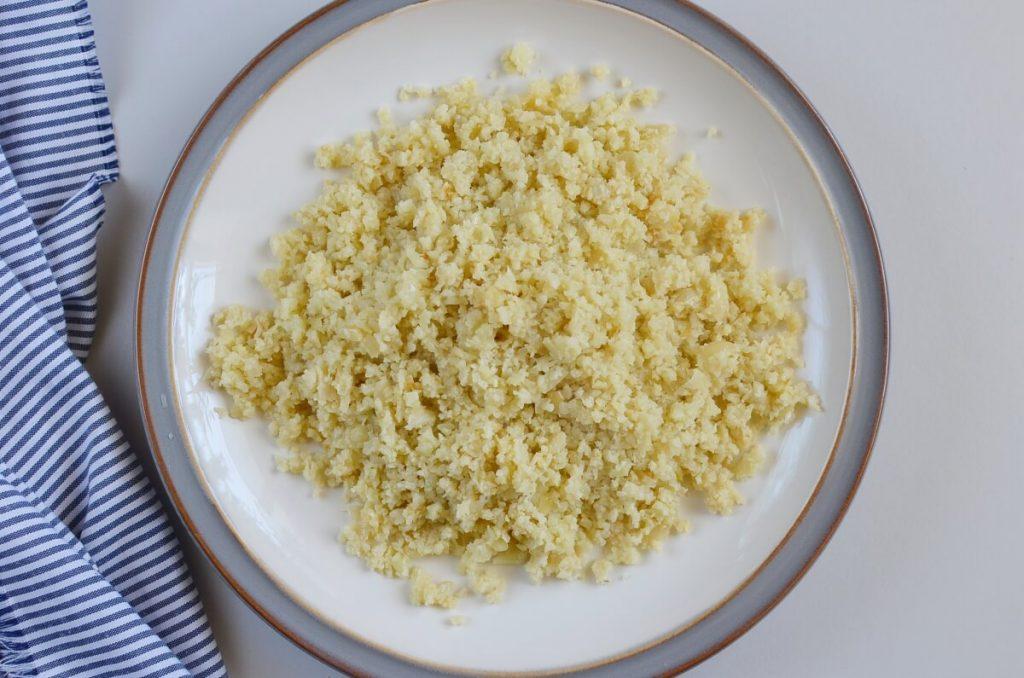 Healthy Cauliflower Rice recipe - step 5