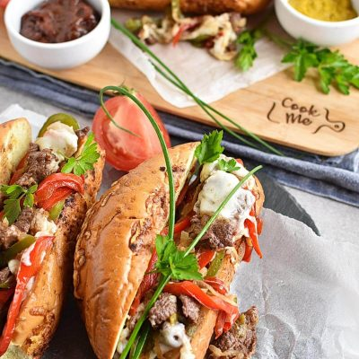 Homemade Philly Cheesesteaks Recipes–Delicious Homemade Philly Cheesesteaks–Easy Homemade Philly Cheesesteaks