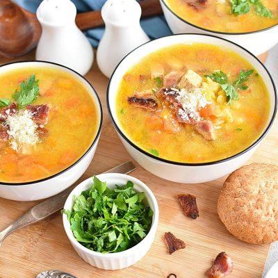 Instant Pot Split Pea Soup Recipes–Homemade Instant Pot Split Pea Soup–Easy Instant Pot Split Pea Soup