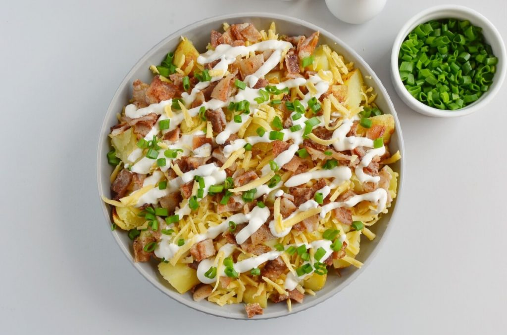 Loaded Baked Potato Salad recipe - step 7