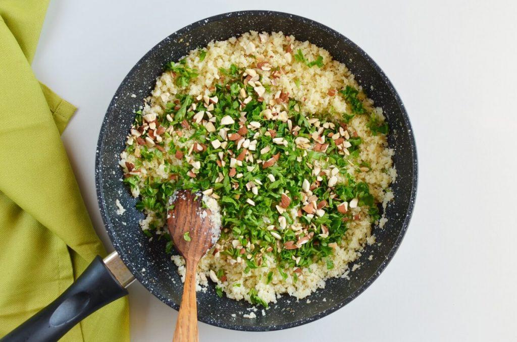 Mediterranean Cauliflower Rice recipe - step 6