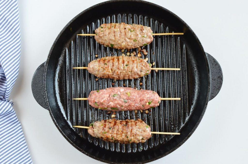Moroccan Kefta Kebab recipe - step 6
