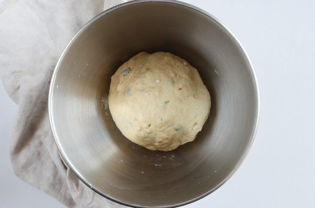 Mushroom Pizza Rolls recipe - step 4