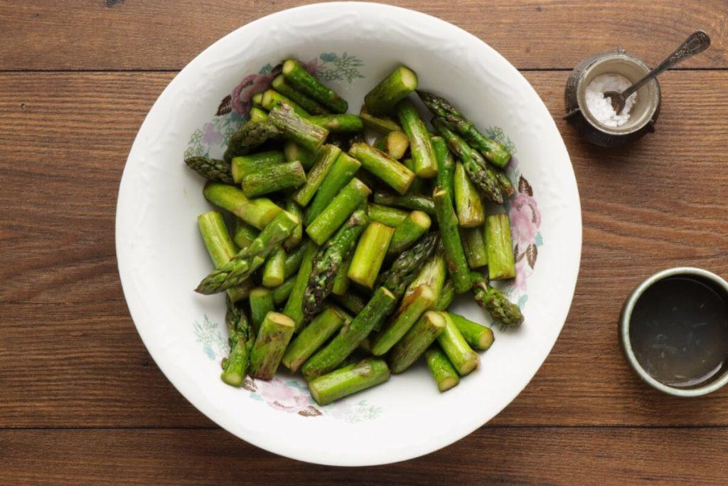 New Potato Salad with Asparagus recipe - step 3