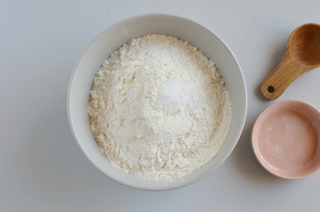 Pound Cake recipe - step 2