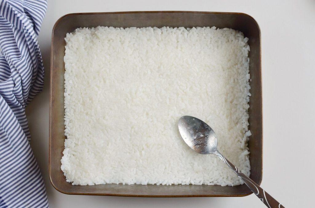 Sheet Pan Fried Rice recipe - step 3