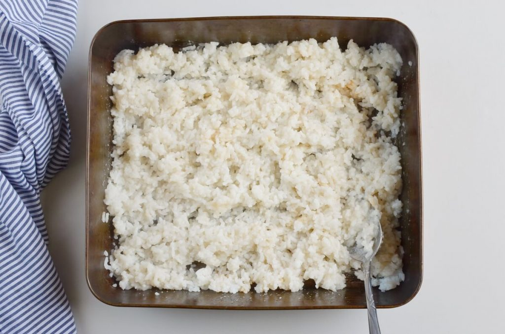 Sheet Pan Fried Rice recipe - step 4