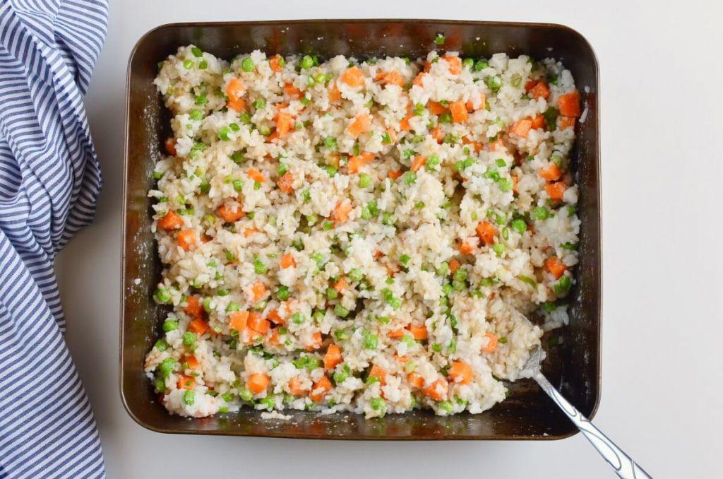 Sheet Pan Fried Rice recipe - step 5