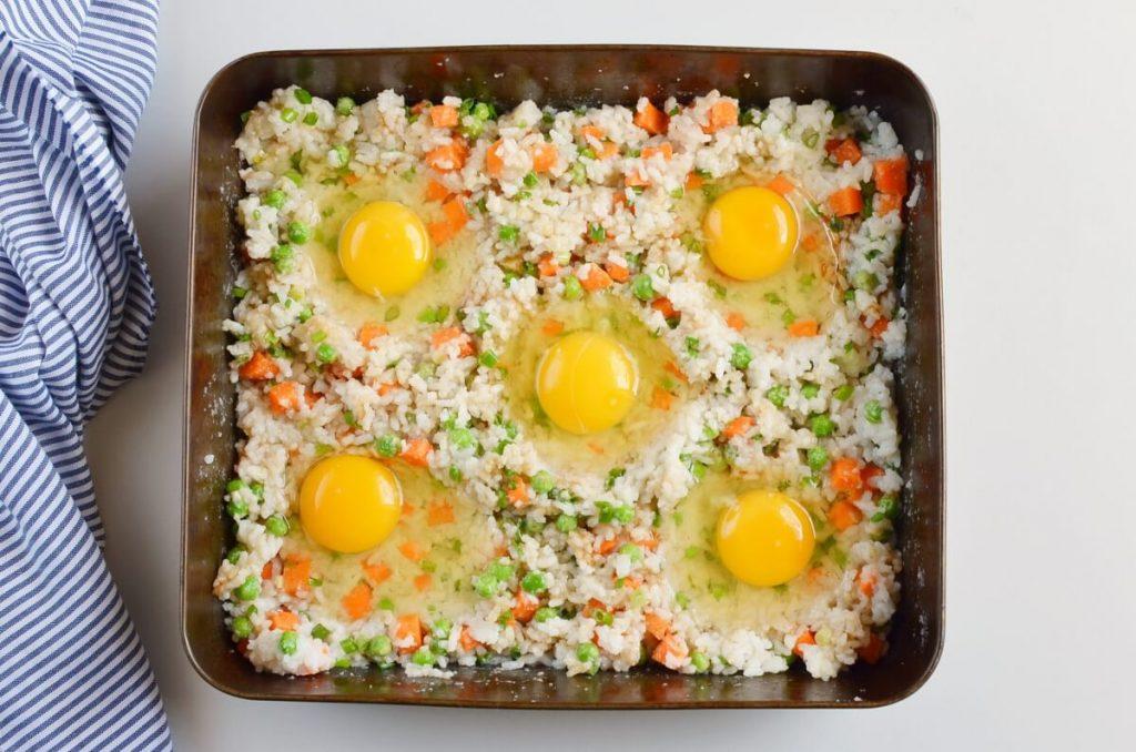Sheet Pan Fried Rice recipe - step 6