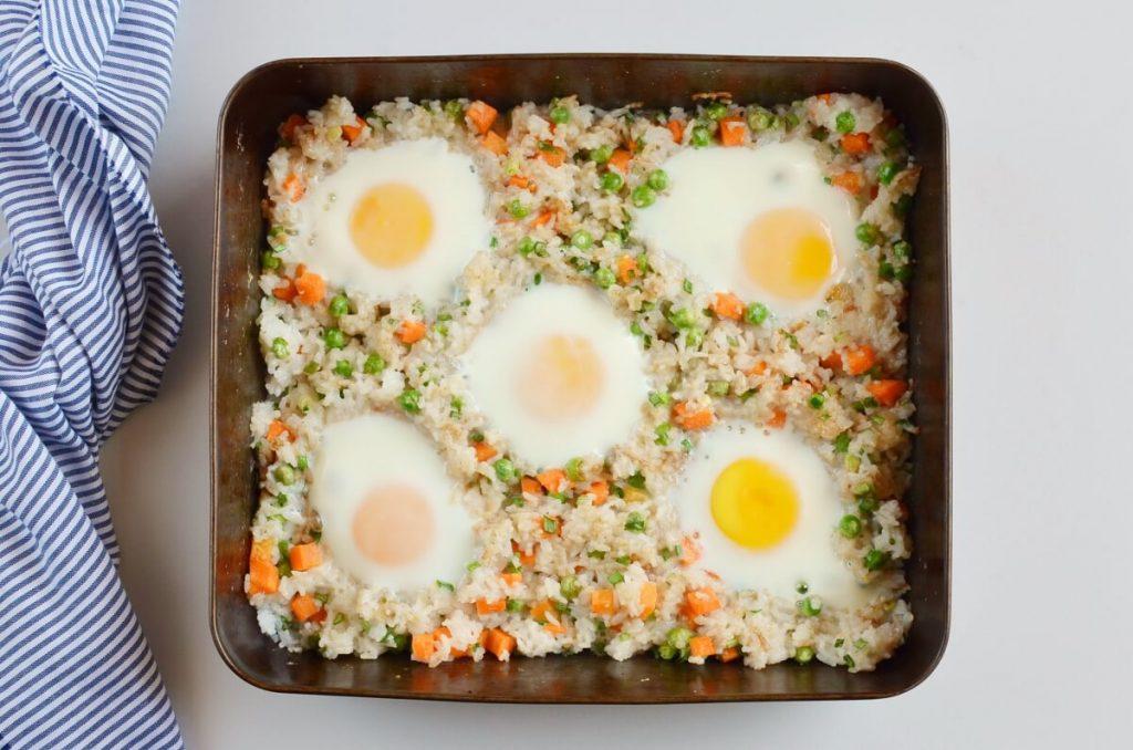 Sheet Pan Fried Rice recipe - step 7