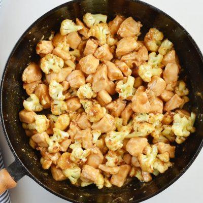 Teriyaki Chicken and Cauliflower recipe - step 6
